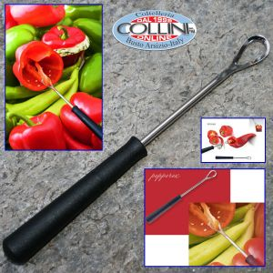 Triangle - Clear peppers - accessory for carving - Pepperex