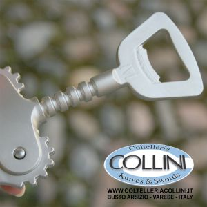 Monopol - Corkscrew lever made of stainless steel