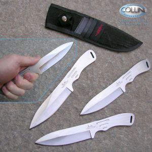United - Hibben - Lancio - Thrower Triple Set GH2011 - coltello