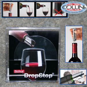 Schur - Drop Stop Salvagoccia - 5 pezzi vino