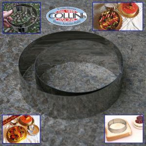 Made in Italy - Set 2 Anelli per impiattare 12cm e 15cm