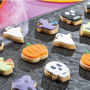 Decora - Mini Taglia pasta tema Halloween - 6 pezzi