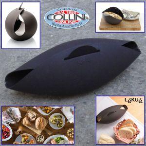 Lékué - Rostiera-pesciera a vapore in silicone