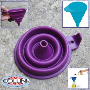 Zeal  - Easy Store Silicone Collapsible Colander cm  19