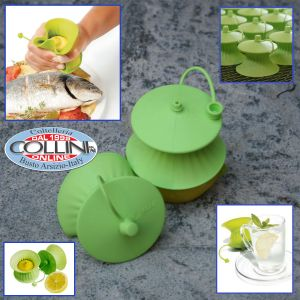 Lékué - Spremi limoni in silicone 2 pezzi - cucina