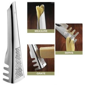 Sagaform - Ladle spaghetti with cheese grater