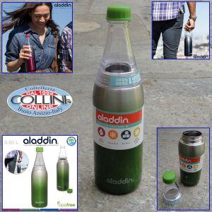 Aladdin - Stainless Steel Bistro Twist & Go Bottle 0.6L
