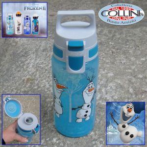 Sigg - Viva One - Borraccia d'Acqua Frozen Olaf - Azzurra, 0.5 L