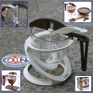 Silikomart - Funnel Chon - Kit per Cioccolata