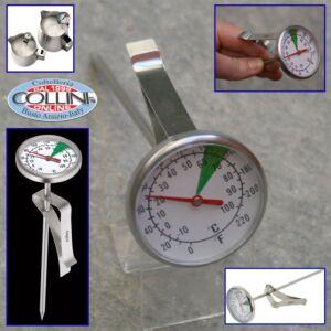 Cilio - Termometro con clip per latte (articoli casa)