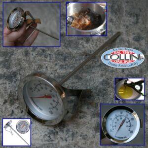 Stadter - Termometro in acciaio per fritti - cucina
