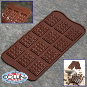 Silikomart - Silicone mold for mod chocolates . tablette
