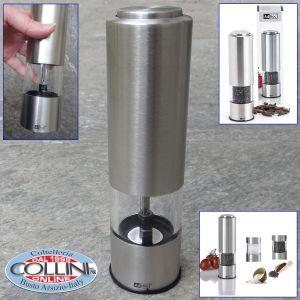 Ad Hoc - Macinino elettrico pepe o sale PEPMATIK (articoli casa)