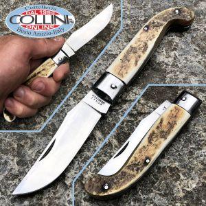Consigli Scarperia - Pattada Brotzu corno bovino - S-PBC24A - 24cm - coltello