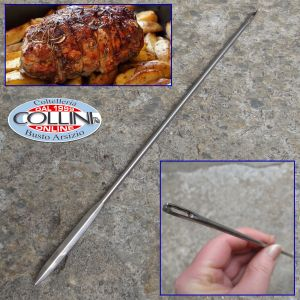 Made in Italy - Roasting Trussing Needle for Turkey, Poultry and Stuffed Roasts