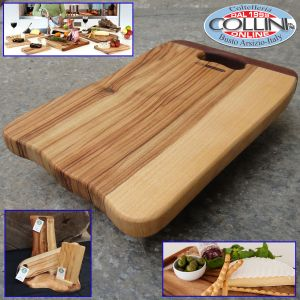 Ecoboards - Chopping  cutting board 30 x 20 x 2,5 cm