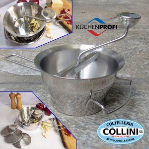 Kuchenprofi - Passaverdura PROFI in acciaio inox - cucina