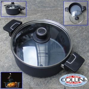 Woll - Casserole Pan with Lid  Diamond Lite Induction - 28 cm
