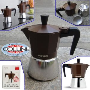 Giannini -  Coffe Maker - NINA 3 cups
