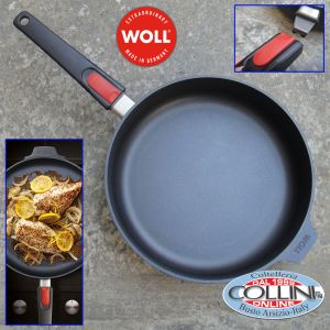 Woll -  Sauté  Pan with a detachable handle 28 cm - Diamond Lite