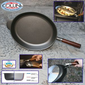 Julienne, pan fish for gas stoves