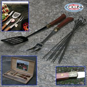 Claude Dozorme - Set BBQ - cucina