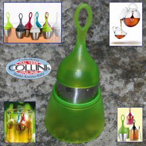 Adhoc - Filtro galleggiante per Té - colori assortiti (articoli casa)