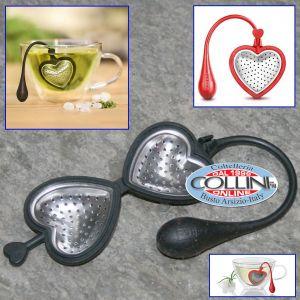 Adhoc - Tea Heart - filtro per tè a cuore