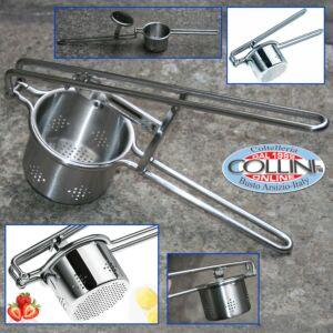 Gefu - Schiacciapatate e spremifrutta in acciaio inox - cucina
