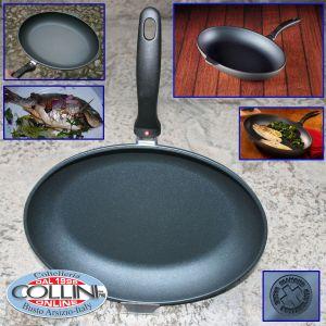 Swiss Diamond - Padella ovale per pesce - cucina (articoli casa)