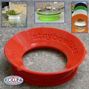 Staybowlizer - Supporto per ciotole e pentole in silicone
