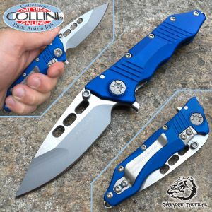 Guardian Tactical Usa - Helix Nano Two Tone Satin Blue - coltello, knife, cuchillo, messer, couteau