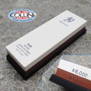 Kai - Pietra per affilare DM-0600 - Grana 6000/1000  - accessori coltelli