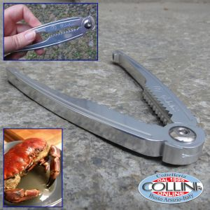 Artis - Pinza per crostacei Astacus con 2 forchettine