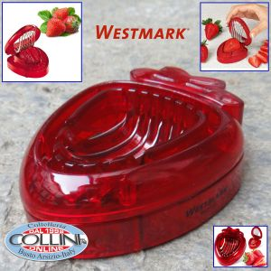 Westmark - Strawberry Slicer with Stainless Steel Blades