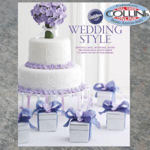 Wilton - Wedding Style - Libro decorazione torte