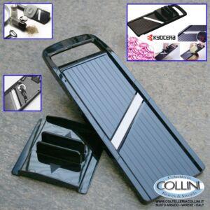 Kyocera - Affettatrice con salvalama 120mm. regolabile