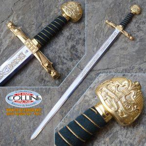 Marto - Spada di Carlo Magno - spada espositiva