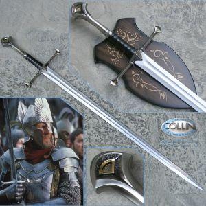 United - Narsil, sword of King Elendil - The Lord of the Rings - spada fantasy