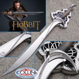 Lo Hobbit - Orcrist, la spada di Thorin Scudodiquercia - spada fantasy