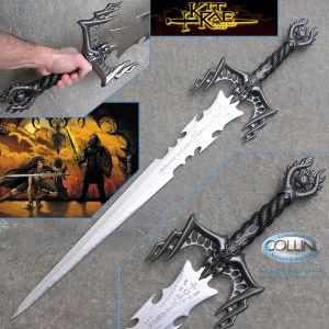 United - Valermos - Sword of Fire KR7 - Kit Rae Sword of the Ancients - spada fantasy