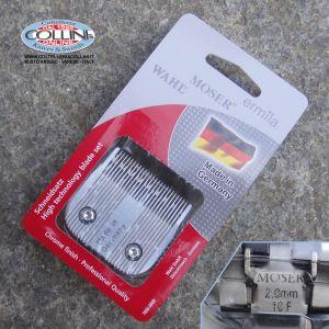 Moser - Testina di ricambio da 2mm. per modelli 1225, 1245 e 1247