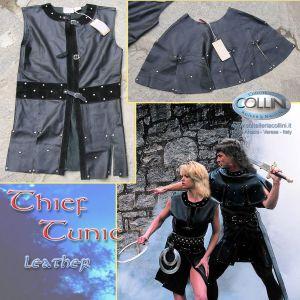 Museum Replicas Windlass - Studded Leather Tunic 100028 - abbigliamento fantasy