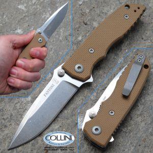Fantoni, William W. Harsey, HB 02, Desert, coltello