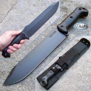 Ka-Bar BK&T - Becker Combat Bowie BK9 - coltello