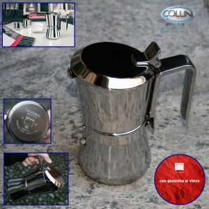 Giannini -  6 cups Coffee maker - induction new version