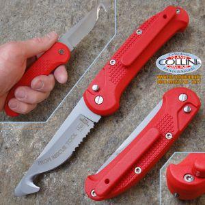 Fantoni - Profi Rescue Tool and Glass Breaker Red - Tagliacinture