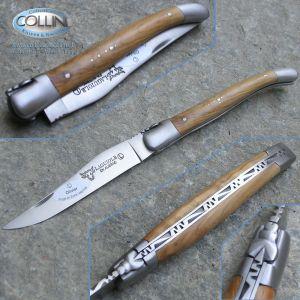 Laguiole En Aubrac - Legno di Olivo - coltello
