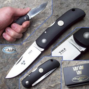 Fallkniven, TK4, Zytel, coltello