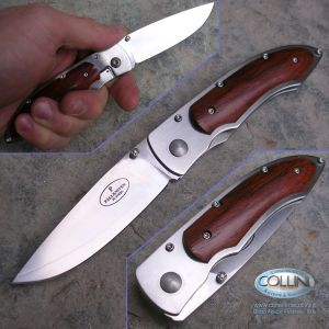 Fallkniven - P3G - Cocobolo - coltello